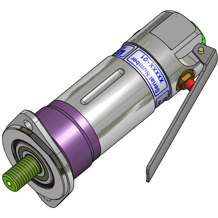 36ML-4000 Air Motor UK AirMotorCo Grange Square. High Speed Air Motor for mixing